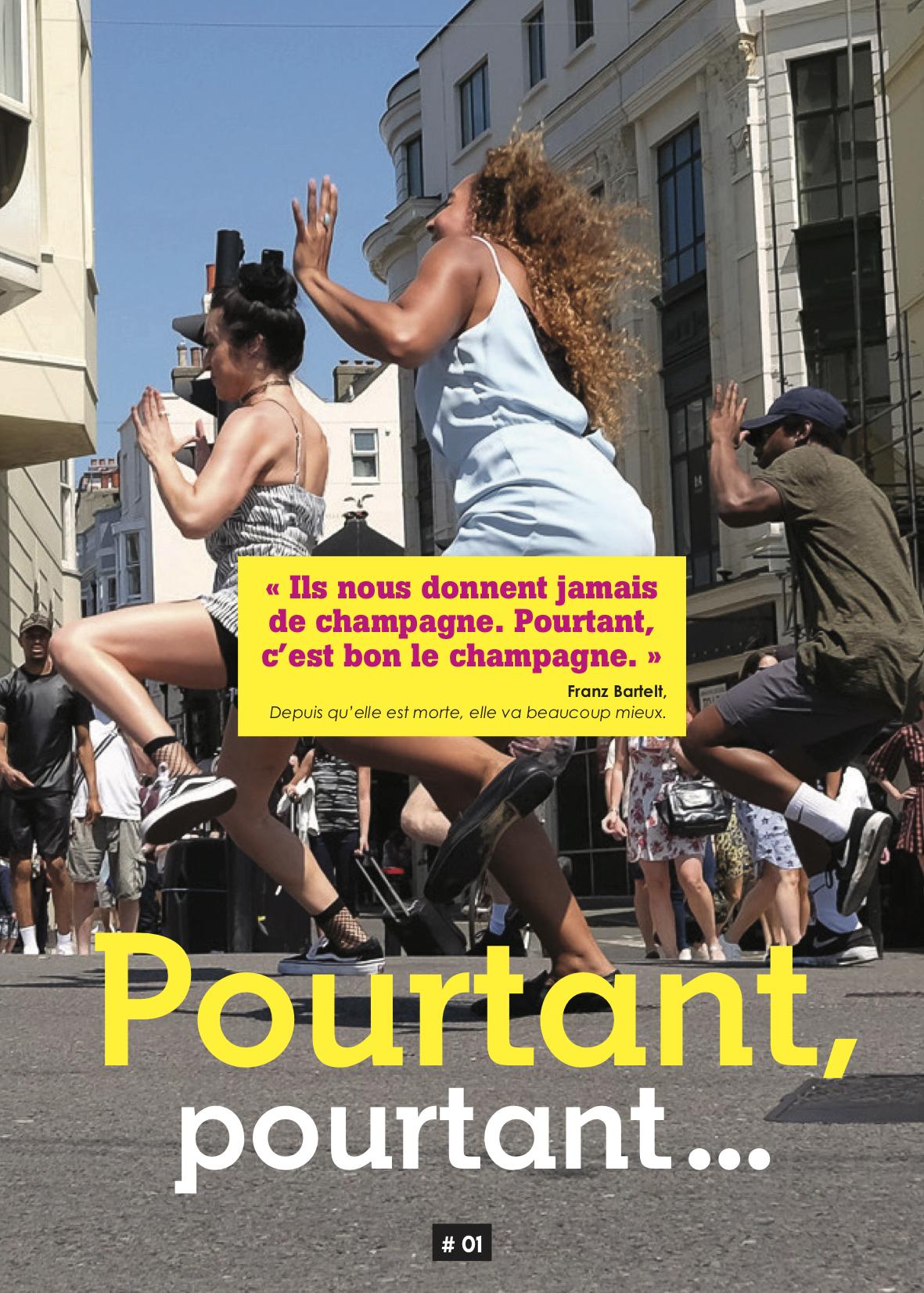 Revue Pourtant n°1