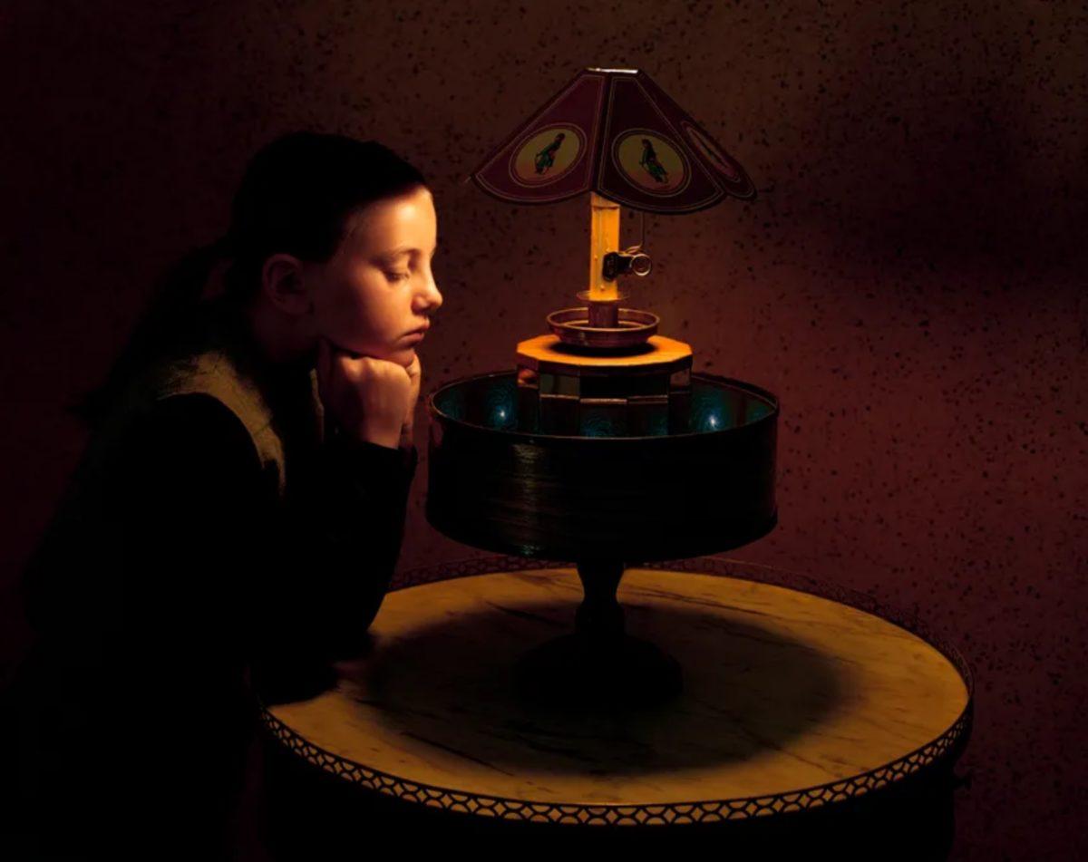 «Voir c'est croire», © Delphine Balley