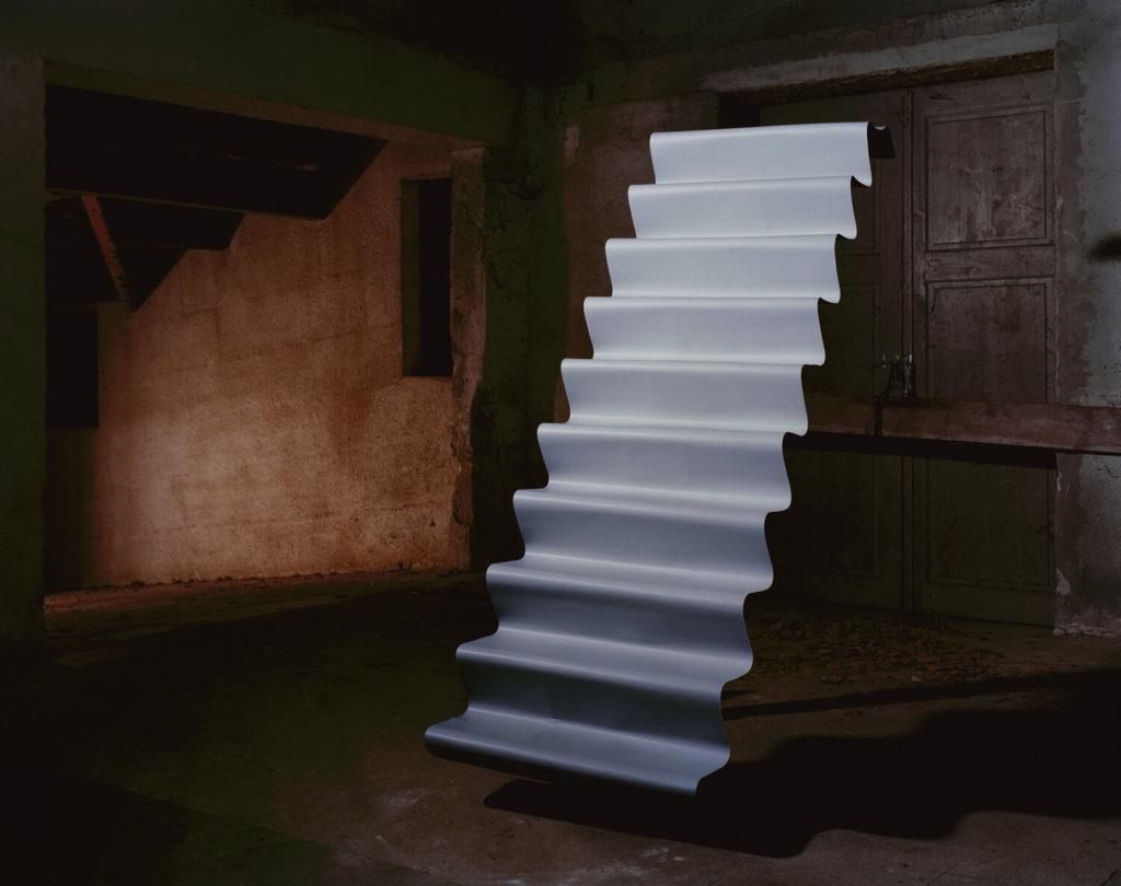 """""""Rampe d'accès"""" de la série «Voir c'est croire», © Delphine Balley"""