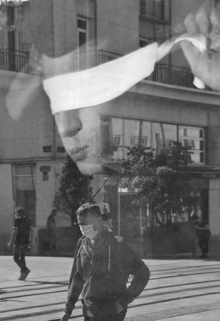 Un monde sans visages