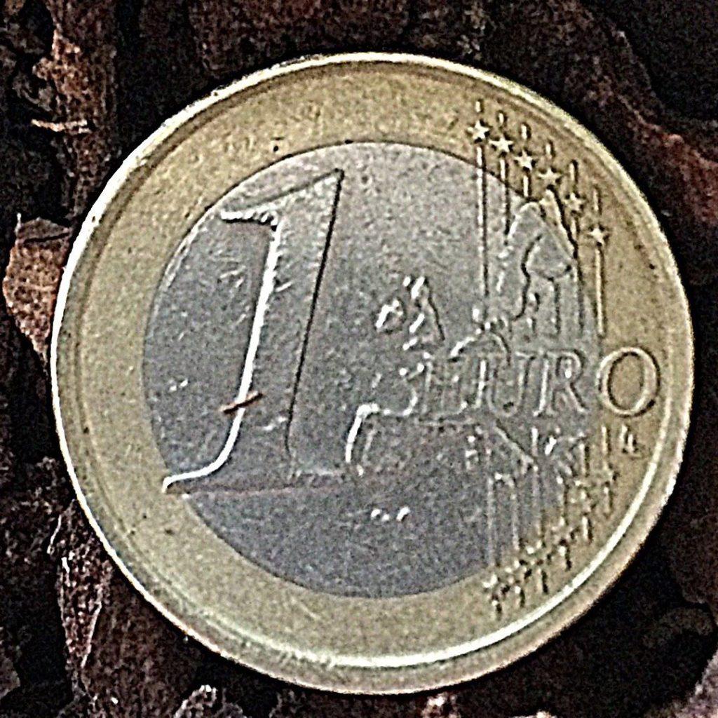 Un euro - Christina Mirjol