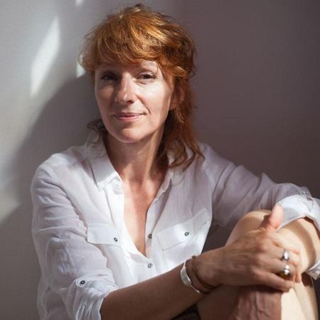 Paola Pigani par Tanguy Guezo